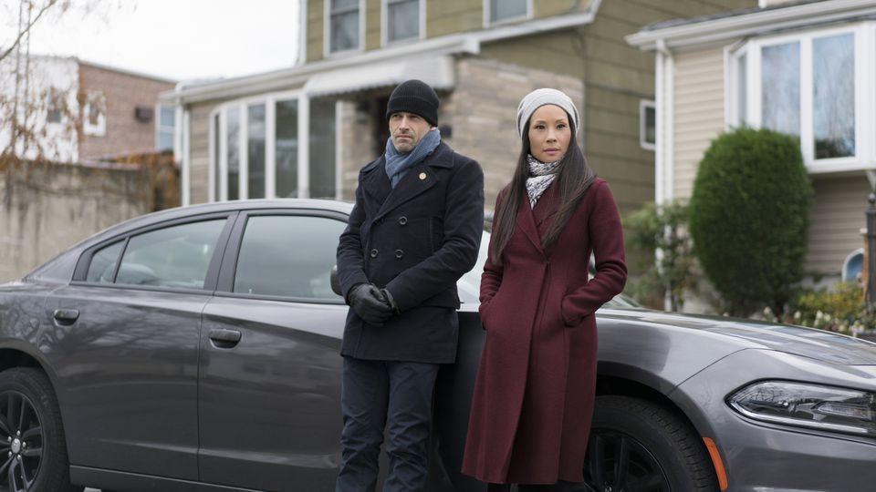 Elementary: Sherlock & Joan